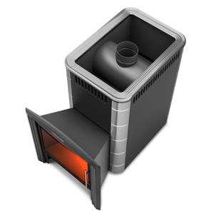 Купить теплообменник для банной печи ангара Паяный теплообменник Alfa Laval AlfaNova 76 Бийск