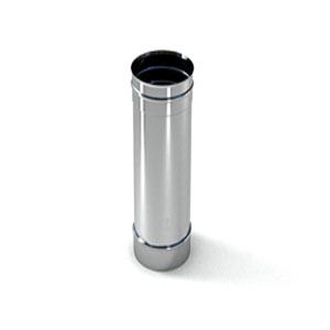 длина коаксиального дымохода для газового котла